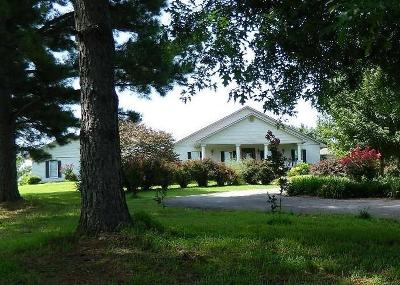 Clarksville Single Family Home For Sale: 7572
