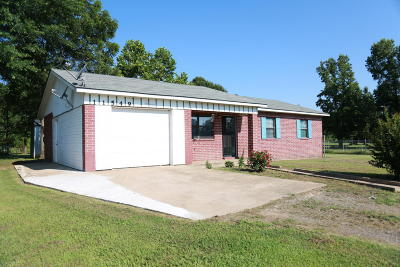 Ola Single Family Home For Sale: 11549 N State Hwy 7