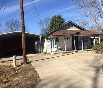 Ola Single Family Home For Sale: 401 S 1st Street