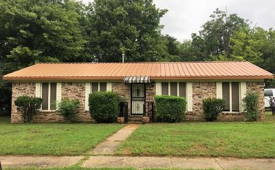 Russellville Single Family Home For Sale: 802 W 3rd Street