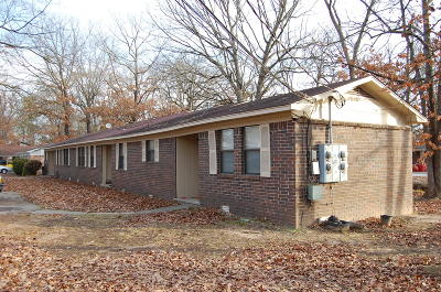 Russellville Multi Family Home For Sale: 406 N Joplin Place