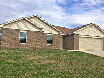Dardanelle Single Family Home For Sale: 102 Spring Creek Drive