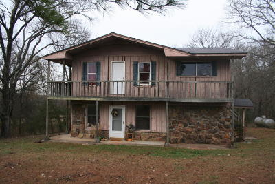 Dardanelle Single Family Home For Sale: 24393 Ar-154