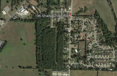 Clarksville Residential Lots & Land For Sale: Shady Grove Road