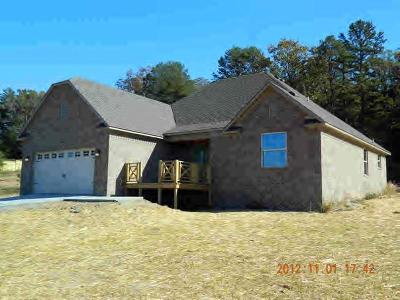 Clarksville Single Family Home For Sale: 2611 Cr 3348
