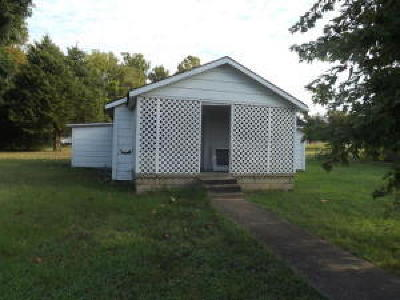 London Single Family Home For Sale: 66 Old Hwy 64 W