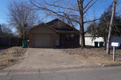 Russellville Single Family Home For Sale: 1107 Louisville