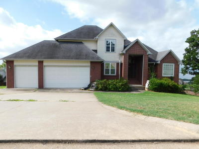 Russellville Single Family Home For Sale: 31 Ridgeline Drive W