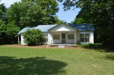 Danville Single Family Home For Sale: 11499 Ar-27