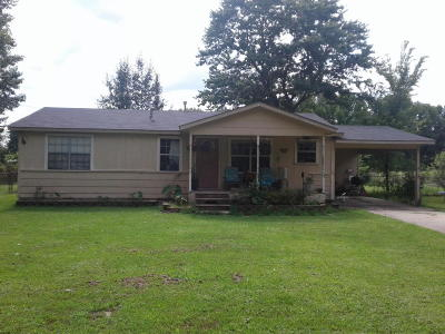 Clarksville Single Family Home For Sale: 105 Stegall