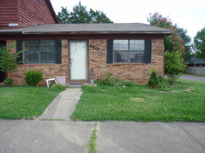 Russellville Condo/Townhouse For Sale: 1500 N University Drive