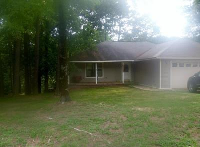 Clarksville Single Family Home For Sale: 1942 Hwy 21