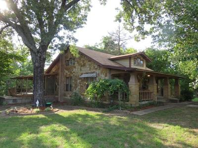 Clarksville Single Family Home For Sale: 2266 Highway 21