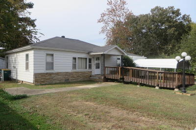Russellville AR Single Family Home For Sale: $79,900