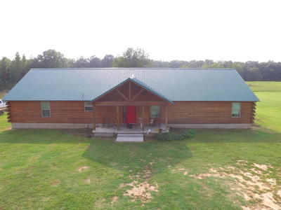 Danville Single Family Home For Sale: 12577 Dale Bend Rd
