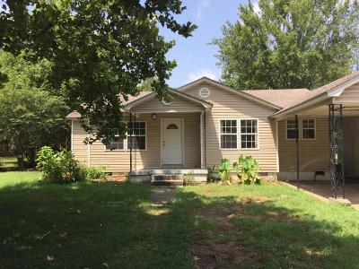 Russellville AR Single Family Home For Sale: $59,900