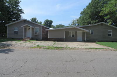 Russellville Multi Family Home For Sale: 230 & 232 E 15th St
