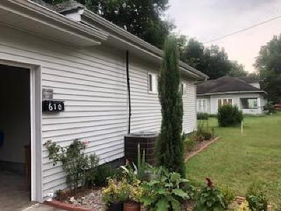 Dardanelle Single Family Home For Sale: 610 N Front Street