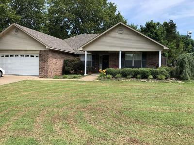 Clarksville Single Family Home For Sale: 10 Fairbrook Lane