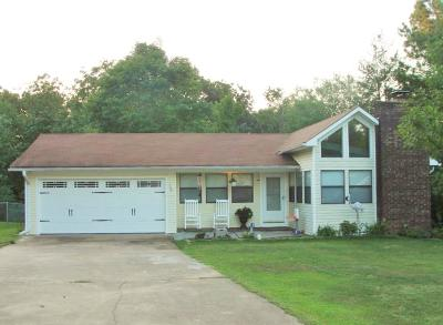 Clarksville Single Family Home For Sale: 502 Summit Street