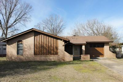 Dardanelle Single Family Home For Sale: 720 S 5th Street