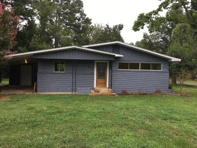 Russellville AR Single Family Home For Sale: $78,000