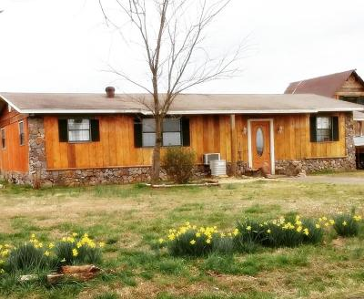 Dardanelle Single Family Home For Sale: 11919 Rock Island Road