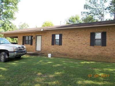 Morrilton Single Family Home For Sale: 1901 W Childress Street