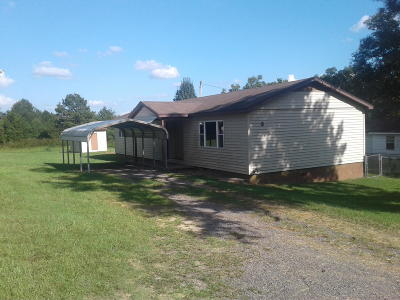 London Single Family Home For Sale: 11338 Hwy 359