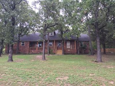 Russellville Single Family Home For Sale: 732 Chimney Rock Road E
