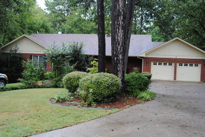 Russellville Single Family Home For Sale: 3 Rim Rock Road