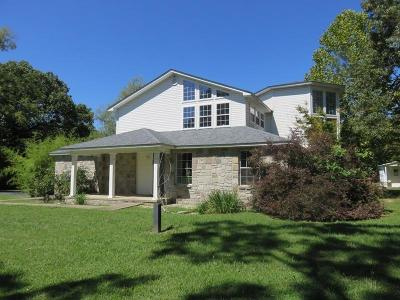 Clarksville Single Family Home For Sale: 2904 W Main Street