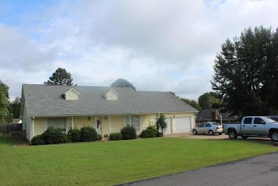 Clarksville Single Family Home For Sale: 13 Mockingbird Lane