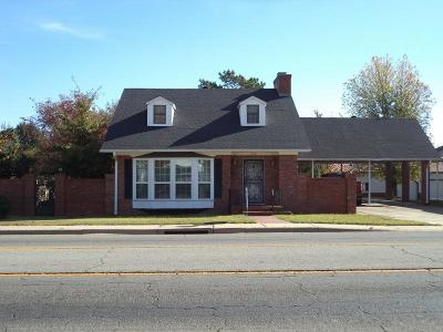 Clarksville Single Family Home For Sale: 309-313 S Rogers Street