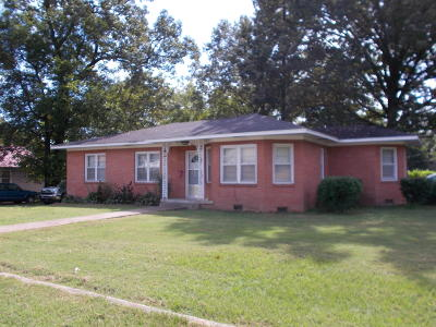 Clarksville Single Family Home For Sale: 711 Sevier Street