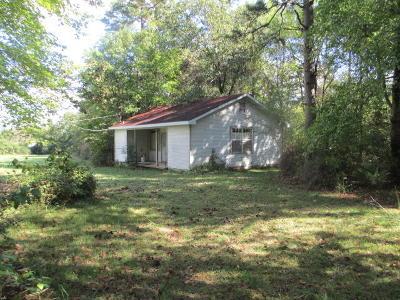 Ola Single Family Home For Sale: Harvest Lane