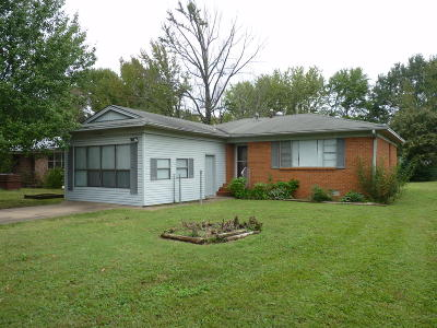 Russellville AR Single Family Home For Sale: $79,000