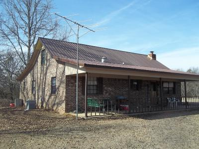 Clarksville Single Family Home For Sale: 432 Cr 3355