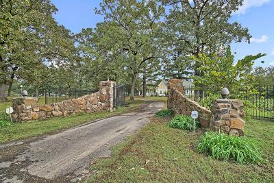 Ola Single Family Home For Sale: 10007 Dale Earnhart Lane