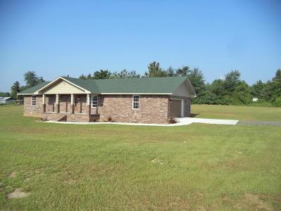Dardanelle Single Family Home For Sale: 10133 Nordin Lane