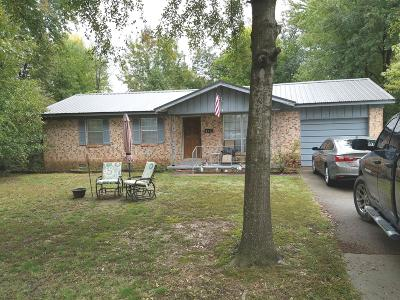 Clarksville Single Family Home For Sale: 803 Olive Street