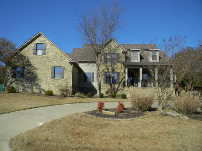 Single Family Home For Sale: 403 Quapaw Drive
