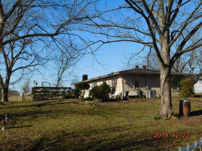 Dardanelle Single Family Home For Sale: 27683 Ar-154