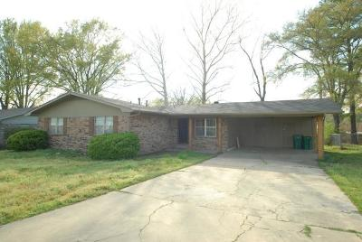 Russellville Single Family Home For Sale: 307 N Vancouver