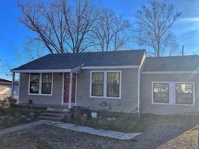 Russellville Single Family Home For Sale: 233 S Fairbanks Avenue