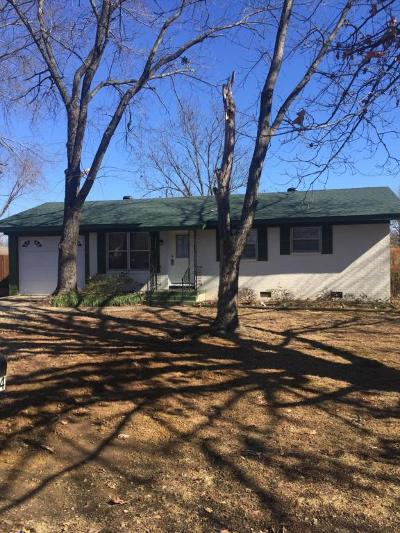 Russellville Single Family Home For Sale: 1004 N Jackson Avenue