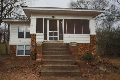 Russellville Single Family Home For Sale: 201 W K Street