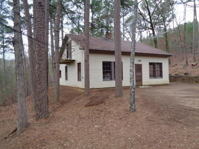 Dardanelle Single Family Home For Sale: 0000 Wildcat Hollow Rd
