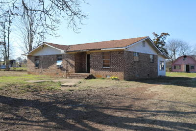 Russellville Single Family Home For Sale: 578 Isabell Creek Road