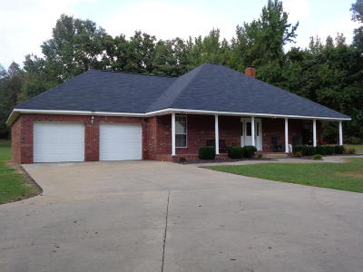 Atkins Single Family Home For Sale: 9457 Us-64